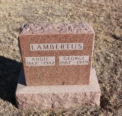 Anke Margaretha Angie <i>Siebels</i> Lambertus