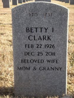Betty Irene Clark