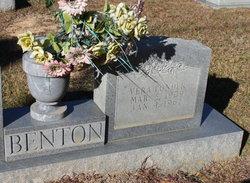 Vera <i>Ponder</i> Benton