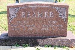 Ruby Jane <i>Branscome</i> Beamer