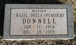 Hazel Della <i>Peacock</i> Donnell