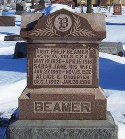 Sarah Jane <i>Gurney</i> Beamer