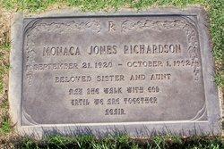 Monaca Jones <i>Curry</i> Richardson