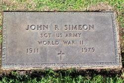 John Richard Simeon