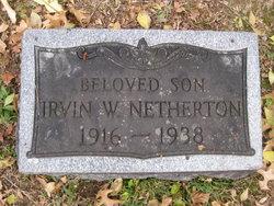 Irvin W. Netherton