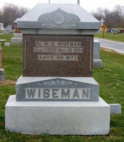 Dr William Albert Wiseman