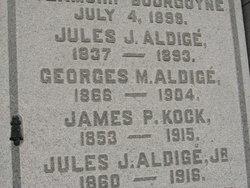 Jules Jean Aldig�, Sr
