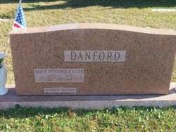 Doris Gray <i>Danford</i> Easter