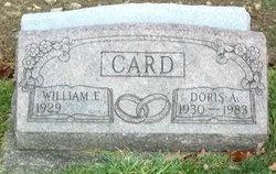Doris A Card