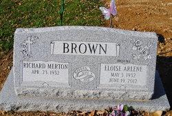 Eloise Arlene <i>Driscoll</i> Brown