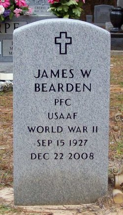 James William Bearden