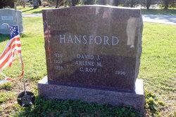 David Joseph Hansford