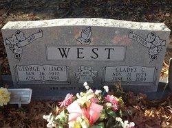 Gladys Christine <i>Mitchell</i> West