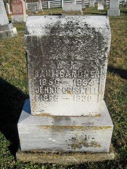 Jennie <i>Baumgardner</i> Criswell