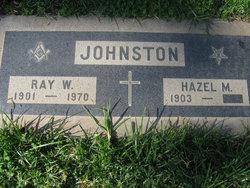 Ray W. Johnston