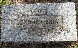John Morgan Craig