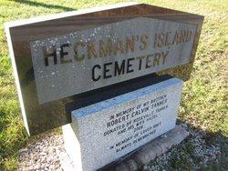 Heckmans Island Community Cemetery