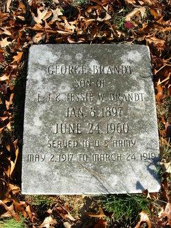 George Brandt, Sr