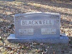 Cowley Blackwell