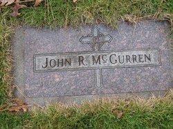 John Reginald McGurren