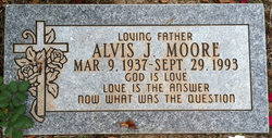 Alvis Jefferson Moore