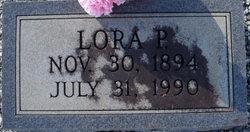 Lora <i>Peyton</i> Brock