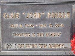 Elsie Joan Byerly