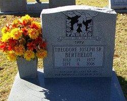 Theodore Joseph Tippy Berthelot, Sr