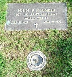 John Porter McOmber