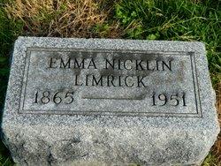 Emma Minnesota <i>Crow</i> Nicklin Limrick