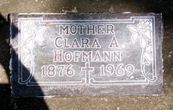 Clara Anor <i>Sterling</i> Hofmann