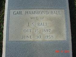 Gail <i>Hammond</i> Ball