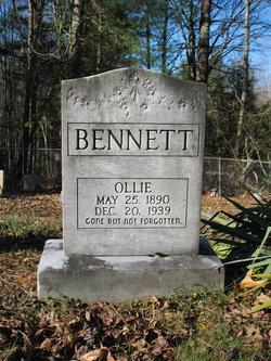 Ollie <i>Hanks</i> Bennett