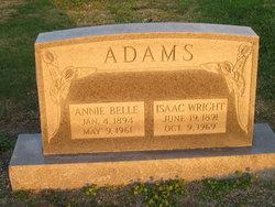 Annie Belle Adams
