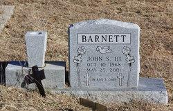 John S. Barnett, III