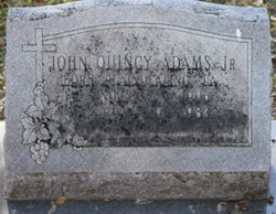 John Quincy Adams, Jr