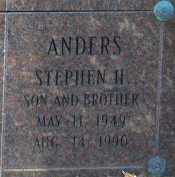 Stephen H Anders