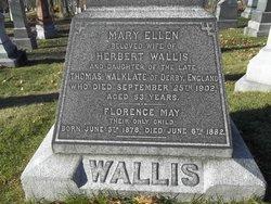 Florence May Wallis