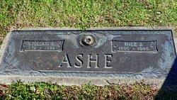 William B Ashe