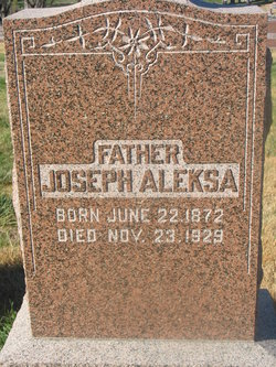 Joseph Aleksa