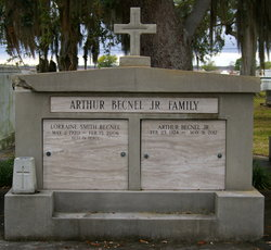 Arthur Becnel, Jr