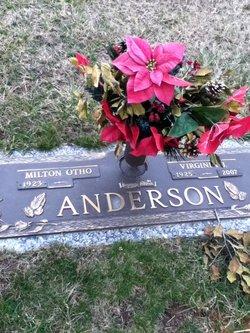 Leila Virginia <i>Jones</i> Anderson