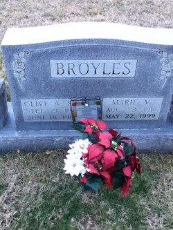 Clive A Broyles
