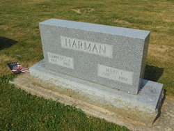 Mary L <i>Wehrly</i> Harman