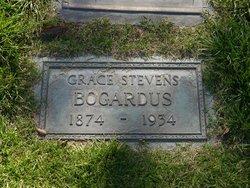 Grace <i>Stevens</i> Bogardus