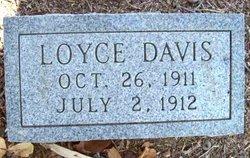 Loyce Davis
