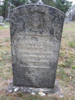 Alvah E. Hill