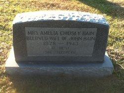 Amelia <i>Chidsey</i> Bain