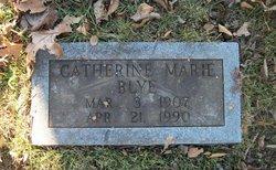 Katherine Marie <i>Bane</i> Blye