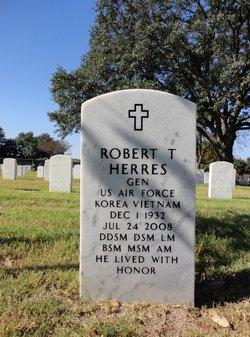 Gen Robert Tralles Herres